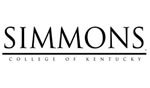 Logo of Simmons College of Kentucky