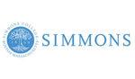 Logo of Simmons University