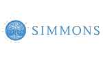 Logo of Simmons College