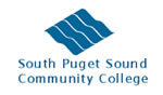 Logo of South Puget Sound Community College