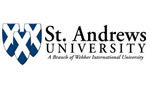 Logo of St. Andrews University