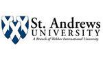 Logo of St. Andrews University