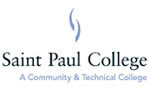 Logo of Saint Paul College