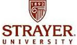 Logo of Strayer University-Arkansas