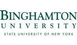 Logo of Binghamton University