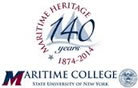 Logo of SUNY Maritime College