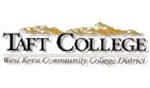 Logo of Taft College