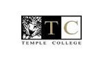 Logo of Temple College