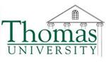 Logo of Thomas University