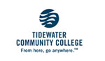 Logo of Tidewater Community College
