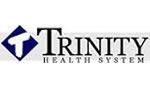 Logo of Trinity Health System School of Nursing