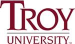 Logo of Troy University