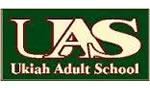 Logo of Ukiah Adult School