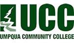 Logo of Umpqua Community College