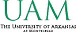 University of Arkansas at Monticello Logo