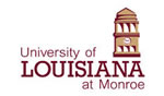 Logo of University of Louisiana at Monroe