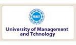 Logo of University of Management and Technology