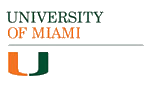 Logo of University of Miami