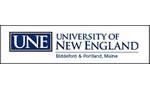 Logo of University of New England