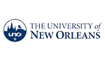 Logo of University of New Orleans