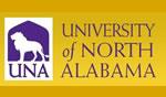 Logo of University of North Alabama
