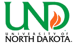 Logo of University of North Dakota