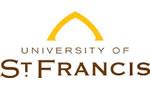 Logo of University of St Francis