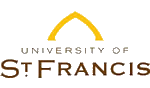 Logo of University of St Francis