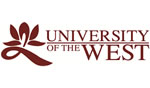 Logo of University of the West