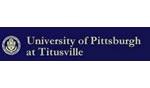 Logo of University of Pittsburgh-Titusville