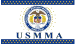 Logo of United States Merchant Marine Academy
