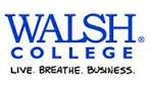 Logo of Walsh College