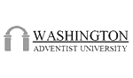 Logo of Washington Adventist University