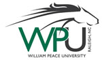 Logo of William Peace University