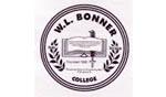 Logo of W L Bonner College